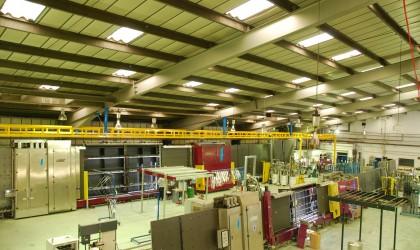 45m Underslung Crane