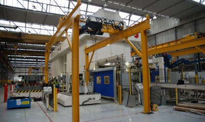 Freestanding Cranes