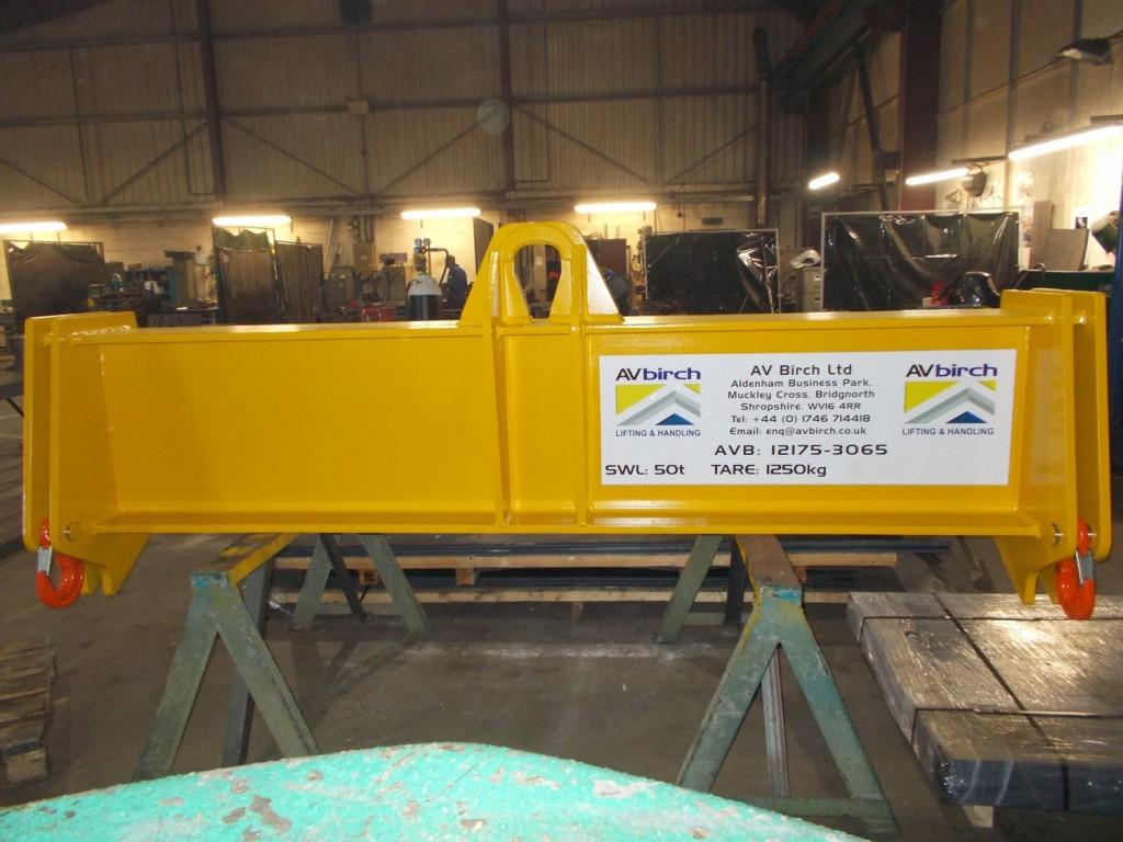 50T lifting beam